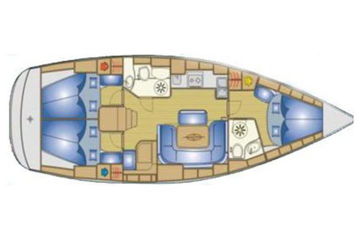 Bavaria 39 Cruiser (2007)