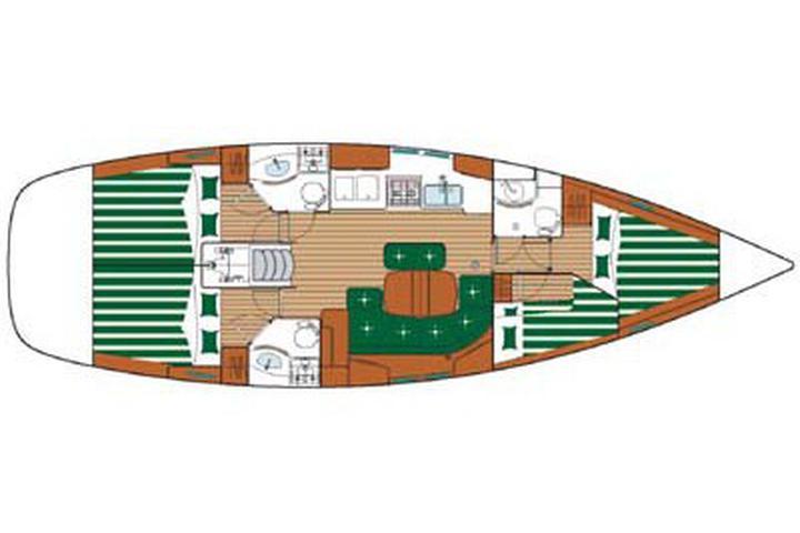 Oceanis 423 S