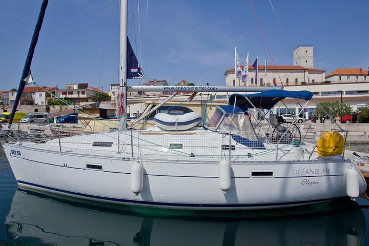 Oceanis 331-3 Clipper