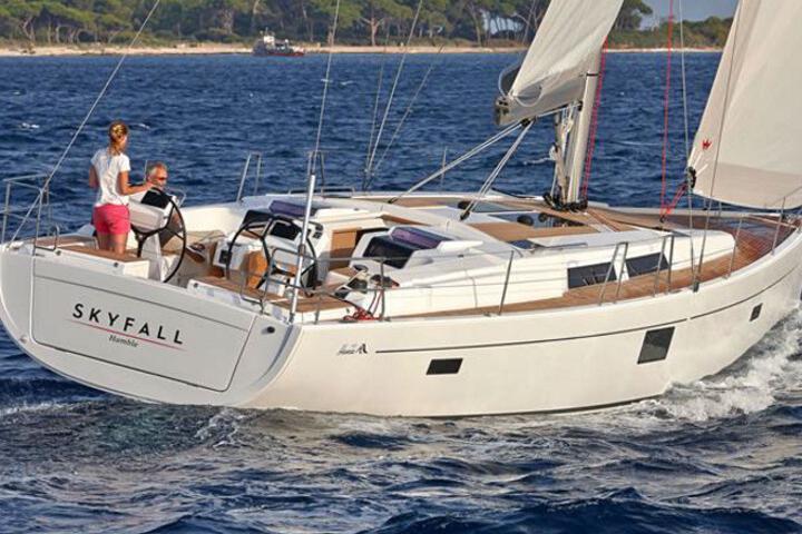 Hanse 455 (9 berths)