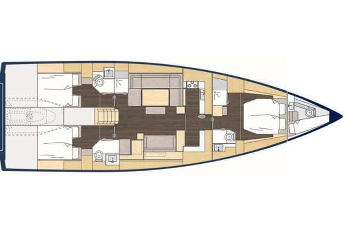 Bavaria Cruiser 57