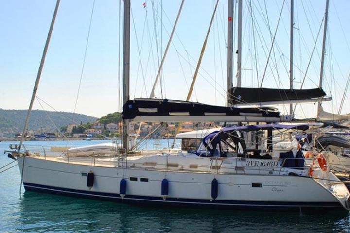Oceanis 523 Clipper
